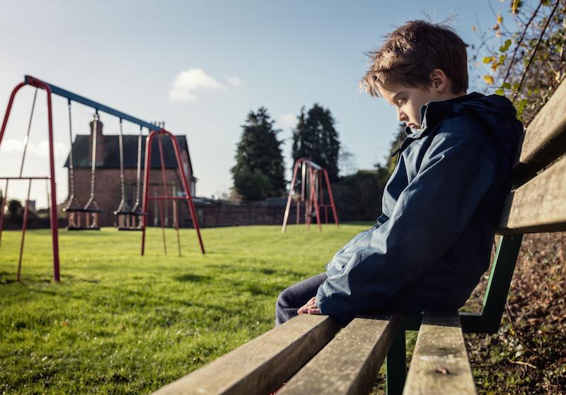 Pesten en eenzaamheid
