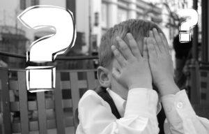 Kind moeite met leren - fouten maken