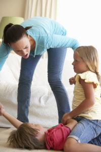 Kinderen vaak ruzie in de vakantie?